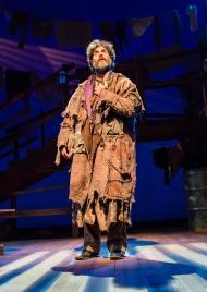 Fagin in Oliver Twist
